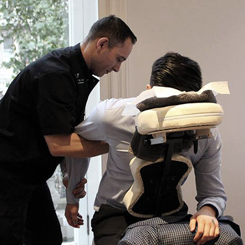 massage in Westminster